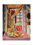 Interior With Phonograph By Henri Matisse 1905